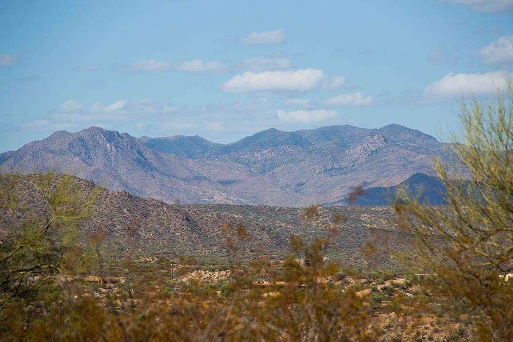 Wickenburg view
